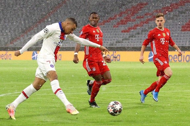 Keylor Navas vs Bayern  - Bóng Đá