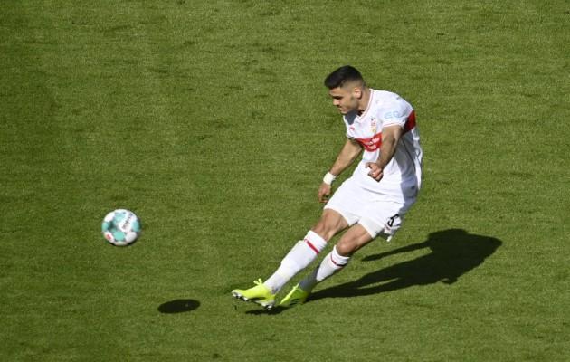 Stuttgart defender Mavropanos: I don't know if I'll return to Arsenal - Bóng Đá