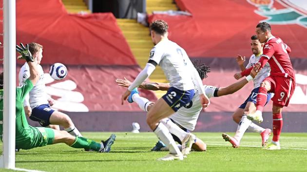 Trent Alexander-Arnold's game by numbers vs. Aston Villa - Bóng Đá