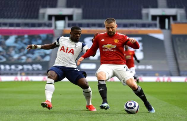 TRỰC TIẾP Tottenham 0-0 Man United: Thế trận cân bằng (H1) - Bóng Đá