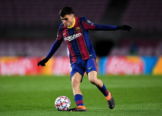 Liverpool have made a bold move for Barcelona superkid Pedri - Bóng Đá