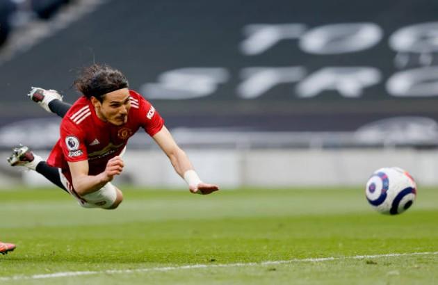 TRỰC TIẾP Tottenham 1-2 Man United: Cavani lại nổ súng! (H2) - Bóng Đá