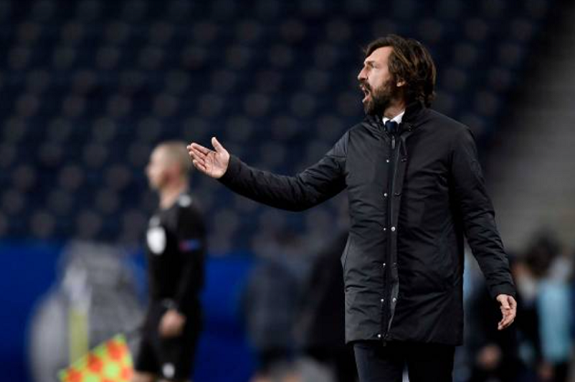 """I'd give myself a six out of 10 for this season so far"" Pirlo rates himself for this campaign - Bóng Đá"