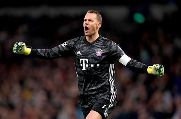 Neuer on PSG loss - Bóng Đá