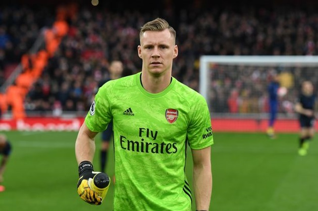 Arsenal goalkeeper Leno denies letting down Arteta; ponders next Germany coach - Bóng Đá