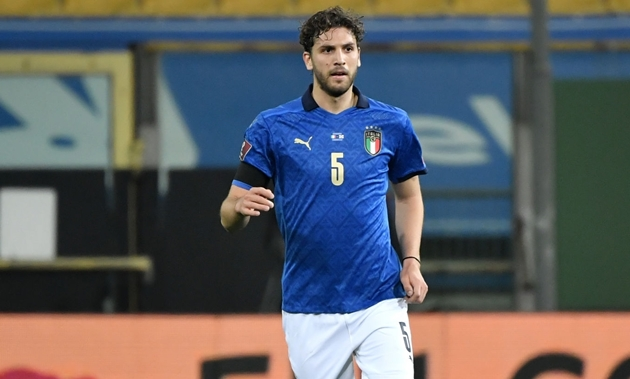 "Manuel Locatelli to CorSport about Manchester City interest: "" - Bóng Đá"