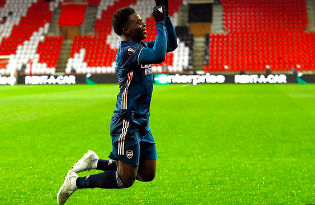 Bukayo Saka lên tiếng, chỉ rõ nhân tố sẽ giúp Arsenal vô địch Europa League - Bóng Đá