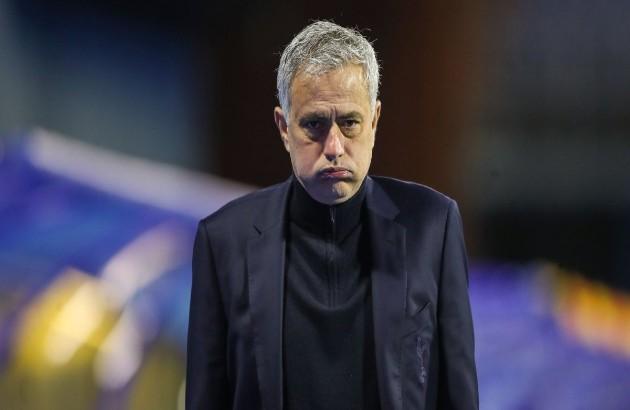 Những thống kê tệ hại của Mourinho  - Bóng Đá