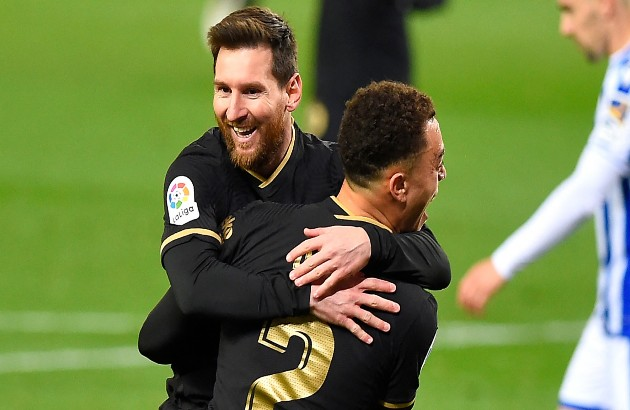 Lionel Messi's future at Barcelona has taken a huge twist after the Spanish giants signed up for the European Super League, - Bóng Đá