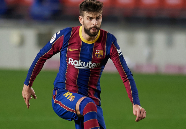 Pique on Super League  - Bóng Đá