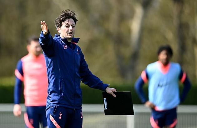 Hugo Lloris believes Ryan Mason is ready for management - Bóng Đá
