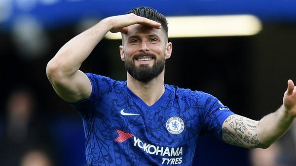 Juventus coach Pirlo targeting Chelsea striker Giroud - Bóng Đá