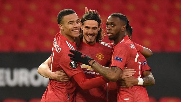 Manchester United striker Mason Greenwood admits he appreciates learning from his senior teammates - Bóng Đá