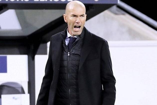Real Madrid coach Zidane: LaLiga or Champions League? - Bóng Đá