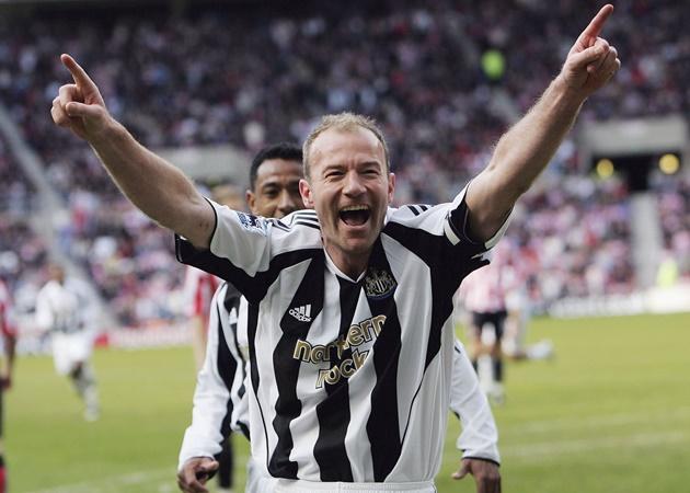 Newcastle icon Shearer says rejecting Man Utd 'best decision I ever made' - Bóng Đá