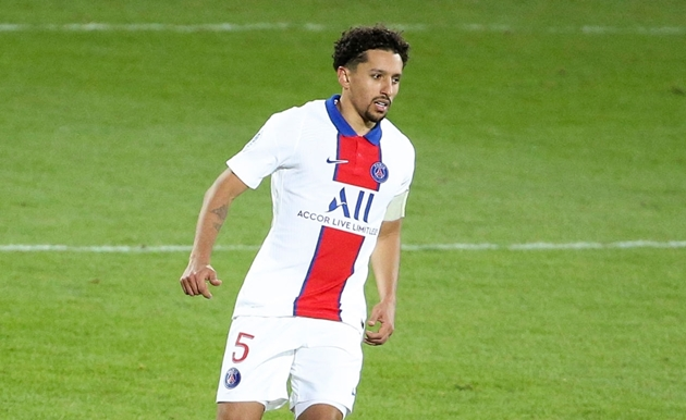 Marquinhos says PSG need a 'warrior mentality' to beat Manchester City in the second leg of their Champions League semi-final - Bóng Đá