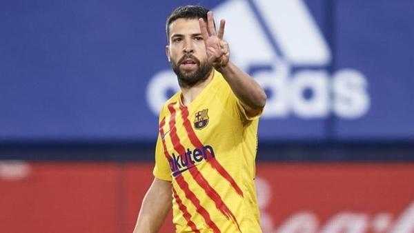 Jordi Alba on Granada defeat - Bóng Đá