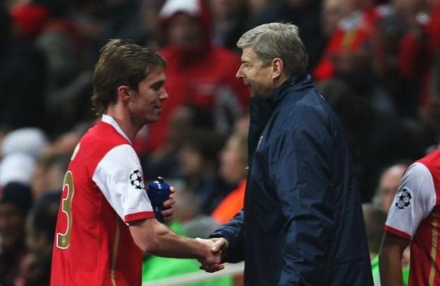 Hleb admits former Arsenal boss Wenger left him in tears - Bóng Đá