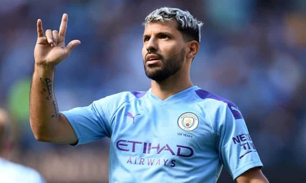 Everton 'join the race to sign Sergio Aguero' when he leaves Man City this summer with Toffees promising the striker   - Bóng Đá