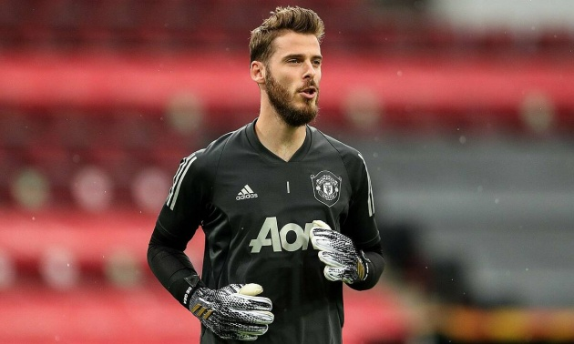 Man United could be forced into selling star after ten years of service De Gea to fund Paul Pogba's extension - Bóng Đá