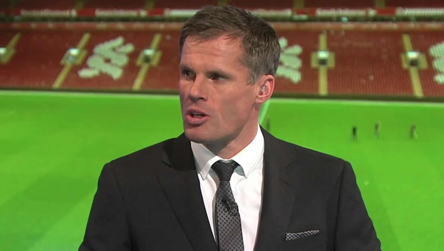 Jamie Carragher claims Liverpool will be 'strongest challengers' to Man City next season - Bóng Đá