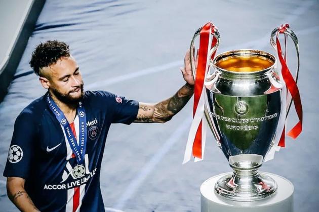 Neymar: I Will Do Everything To Beat Man City - Bóng Đá
