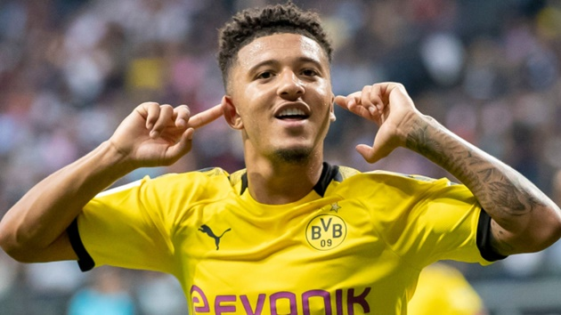 Manchester United 'to open Jadon Sancho transfer talks' and think player wants move - Bóng Đá