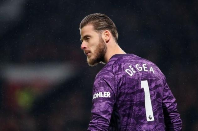 Mourinho targets Man Utd keeper De Gea as first Roma signing - Bóng Đá