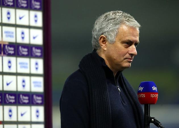 Mourinho's Roma target Spurs pair Dier and Hojbjerg - Bóng Đá
