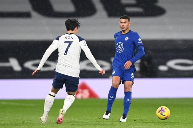 Chelsea defender Thiago Silva on PSG elimination: Not revenge for Tuchel and I - Bóng Đá