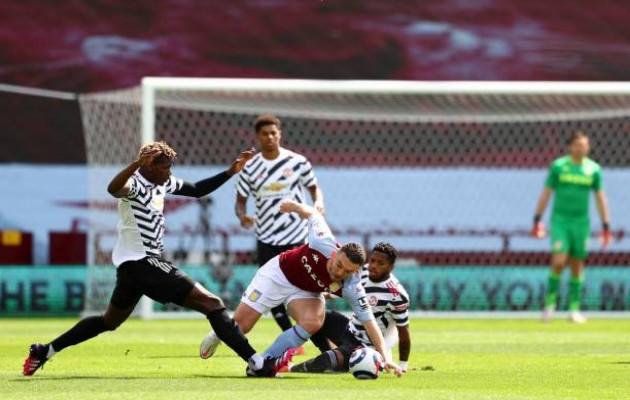 TRỰC TIẾP Aston Villa 0-0 Man Utd: Quỷ đỏ tấn công dồn dập - Bóng Đá