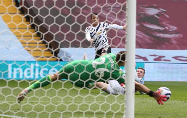 TRỰC TIẾP Aston Villa 1-0 Man Utd: