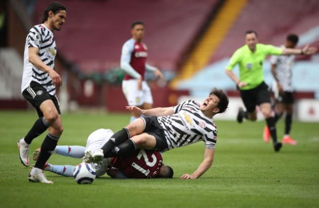 5 điểm nhấn Aston Villa 1-2 Man Utd: Cavani quá siêu đẳng; Dấu hỏi Maguire - Bóng Đá