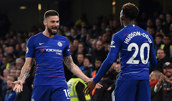 Fenerbahce draw up pre-contract offer for Chelsea striker Giroud - Bóng Đá