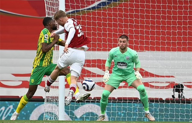 Nicolas Pépé has now scored more Premier League goals this season (6) than he managed during the 2019-20 campaign (5). - Bóng Đá