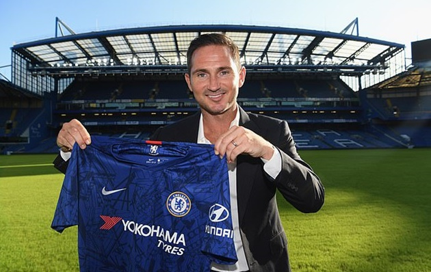 Tuchel tribute to Lampard: When you think of Chelsea you think of Frank - Bóng Đá