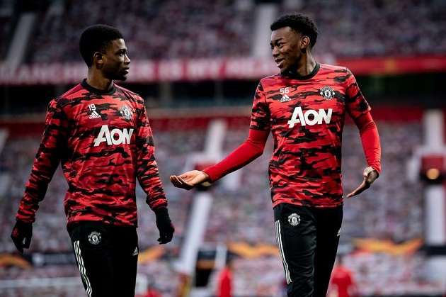 Man Utd debut dream come true; it makes me hungrier - Elanga - Bóng Đá