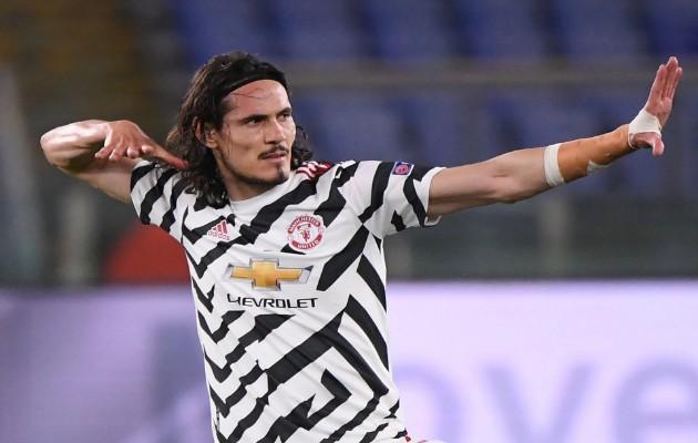 Cavani: One Man Utd teammate said 'if you go, I'll cry' - Bóng Đá
