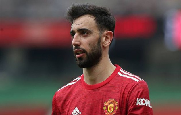 Man United star Bruno Fernandes convinced he'd have already won the Ballon d'Or if he had 'unbelievable' trait of teammate - Bóng Đá
