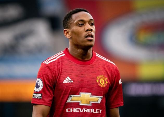 "Anthony Martial told his ""concerning"" Man Utd future relies on Harry Kane transfer - Bóng Đá"