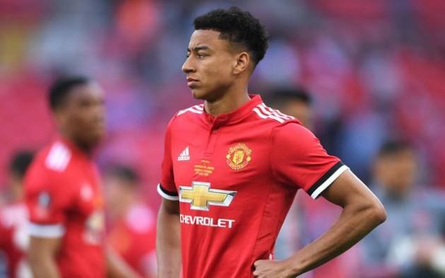 Man Utd consider using Jesse Lingard in part-exchange proposal for Harry Kane - Bóng Đá