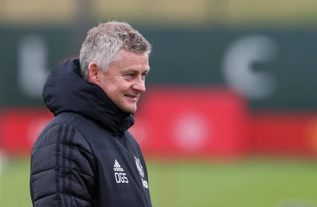 Man Utd boss Solskjaer explains offloading senior four to Serie A - Bóng Đá
