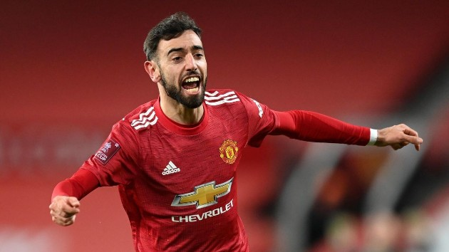 Bruno Fernandes created 95 chances in the 2020/2021 Premier League, the most a Man Utd player has created in a league campaign since SAFretired - Bóng Đá