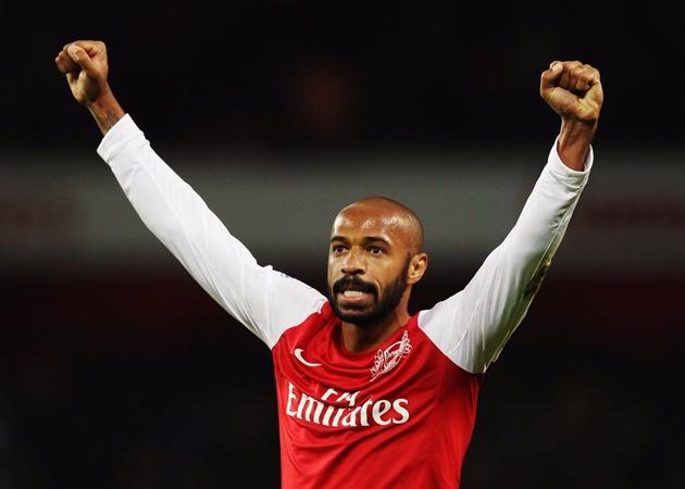 Nc247info tổng hợp: Thierry Henry nói về việc dẫn dắt Arsenal