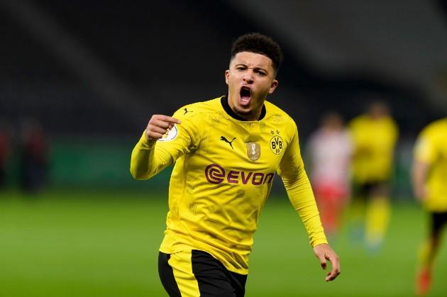 Man Utd targets 3 alternatives for Sancho - Bóng Đá