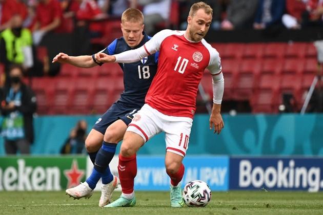 Christian Eriksen may not play football again after Euro 2020 collapse says cardiologist - Bóng Đá