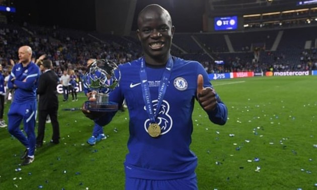 William Gallas insists Chelsea and France star N'Golo Kante is 'the best player in the world' - Bóng Đá