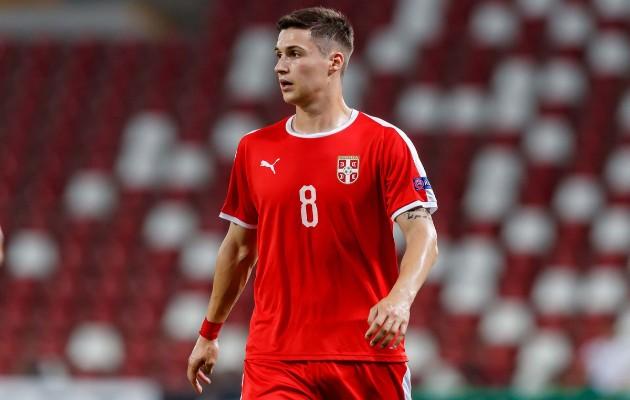 Danilo Pantic has left Chelsea and joined Partizan Belgrade on a permanent transfer. - Bóng Đá