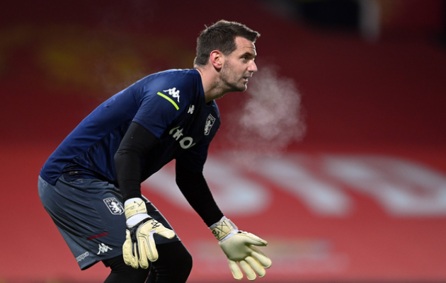 Tom Heaton completed his #mufc medical today. He will sign until 2023  - Bóng Đá