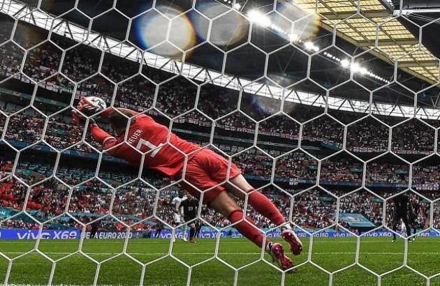 TRỰC TIẾP Anh 0-0 Đức: Tam Sư lấy lại thế trận (H1) - Bóng Đá